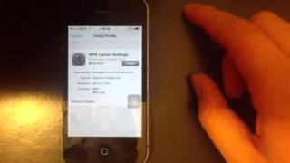Download Get Cellular Data To Work On iOS 7 For Straight Talk *EZ* Video