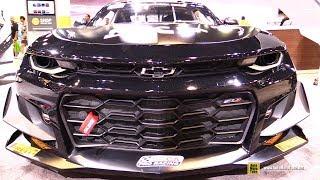 Download 2016 Chevrolet Camaro SS Trans Am TA4 Spec - Walkaround - 2017 SEMA Las Vegas Video