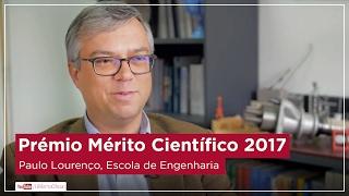 Download Paulo B. Lourenço - Prémio de Mérito Científico 2017 Video