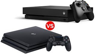 Download Xbox One X vs PS4 Pro - Whats the Better Console? Video