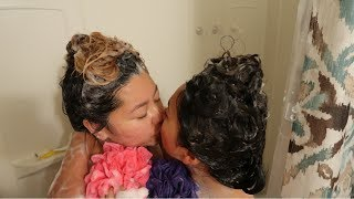 Download OUR MORNING ROUTINE AS A COUPLE!!! (GETS EMOTIONAL) Video