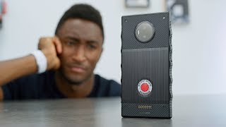 Download RED Hydrogen One Review: I Wanted this to be Great! Video