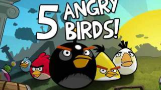Download Angry Birds In-game Trailer Video