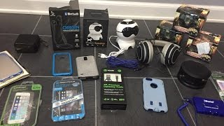 Download Found Brand New Speakers, Phone Cases, and Headphones Dumpster Diving! Video