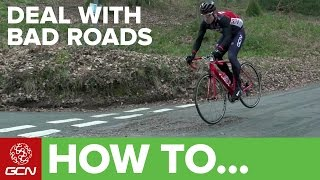 Download How To Deal With Bad Roads And Potholes | GCN's Cycling Tips Video