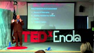 Download TEDxEnola - Dr. Jason Conway - Classroom Environment: It's not about YOU, It's about THEM Video