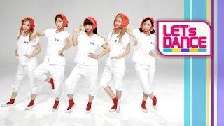 Download Let's Dance: Crayon Pop(크레용팝) Uh-ee(어이) [ENG/JPN/CHN SUB] Video