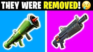 Download 7 Things That Got REMOVED From Fortnite Season 6! Video