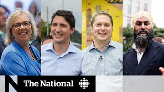 Download Challenges facing Canadian federal leaders ahead of election Video