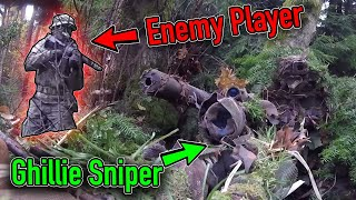 Download Don't Tread On Me - INVISIBLE GHILLIE - Silent Sniper - Silverback SRS Video