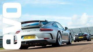Download Porsche 911 GT3 v McLaren 570S Track Pack - DEADLY RIVALS Video