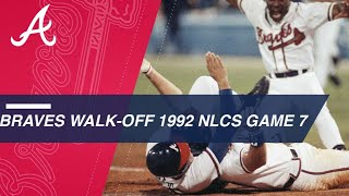 Download Watch the full bottom of the 9th of the 1992 NLCS Video