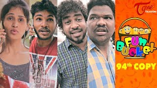 Download Fun Bucket | 94th Episode | Funny Videos | Harsha Annavarapu | #TeluguComedyWebSeries Video