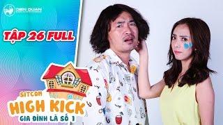 Download Gia đình là số 1 sitcom | tập 26 full: Thu Trang khóc như mưa vì giận Tiến Luật bê tha Video
