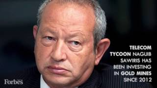 Download Billionaire Naguib Sawiris Goes For The Gold Video