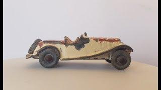 Download MATCHBOX Restoration No 19a MG Midget TD 1955 Video