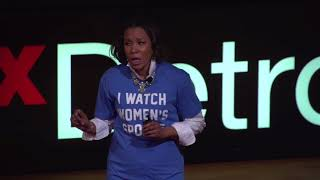 Download The Network Effect: Why I Watch Women in Sports | Alana Glass | TEDxDetroit Video