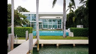 Download Pro-Baller's Resort-Style Home in Miami Beach, Florida | Sotheby's International Realty Video