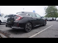 Download 2017 Honda Civic EX-L w/ Navi Hatchback | UP CLOSE AND PERSONAL | #87 Video