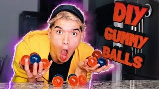 Download DIY GUMMY BOUNCY BALLS! Video