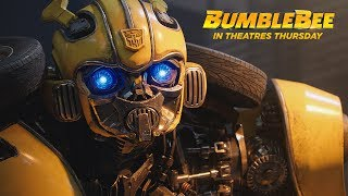Download Bumblebee (2018) - In Theatres Thursday Video