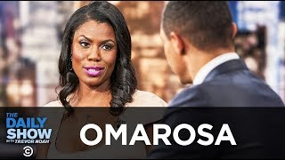 Download Omarosa on Her Secret Tapes & Trump's Biggest Weakness | The Daily Show Video
