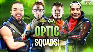 Download OPTIC GAMING PRO FORTNITE TEAM?! with Scump, H3CZ, and Karma! (Fortnite: Battle Royale) Video