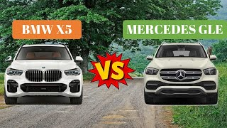 Download BMW X5 vs Mercedes GLE | Comparing Features, Options, and Leasing Video