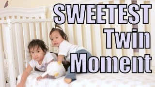 Download SWEETEST Twin Moment! - February 28, 2016 - ItsJudysLife Vlogs Video