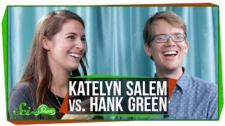 Download SciShow Quiz Show: Katelyn Salem vs. Hank Green Video