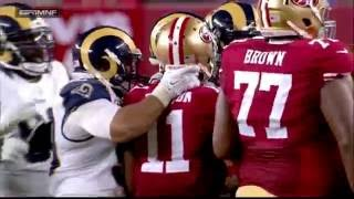 Download Aaron Donald ejected, goes Nuts in embarrassing Rams loss to 49ers Video