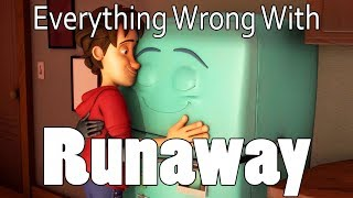 Download Everything Wrong With Runaway In 5 Minutes or Less Video