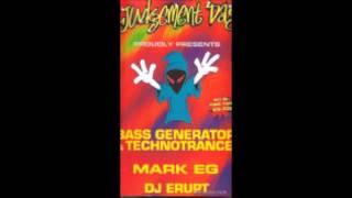 Download Bass Generator - Technotrance - Mark EG - DJ Erupt @ Judgement day Newcastle uni Video
