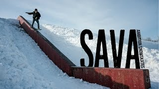 Download Ambition Snowskate SAVA [2015] Video