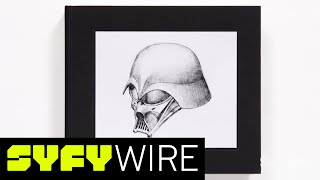 Download David Mandel & The Writers of Star Wars Art: Ralph McQuarrie | SYFY WIRE Video