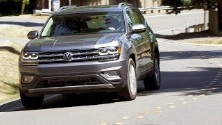 Download 2018 Volkswagen Atlas 4Motion or Audi Q7 Quattro? Video