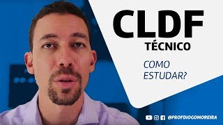 Download CLDF Técnico Legislativo - Como estudar! Video