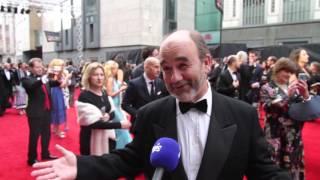 Download David Haig at the Olivier Awards 2016 Red Carpet Video