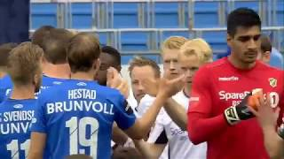 Download Gurpreet Singh Sandhu's Highlights from Molde vs Stabæk Video