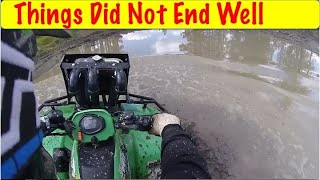Download 4 Wheeling Shitshow at it's finest Video