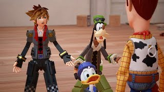 Download 【KINGDOM HEARTS III】 D23 EXPO 2017 Trailer Video