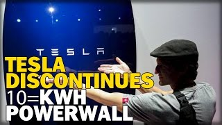 Download TESLA DISCONTINUES 10-KWH POWERWALL Video