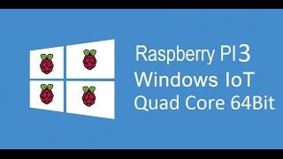 Download PI 3, Windows 10 IoT, 7″ LCD and Browser Support !! Video