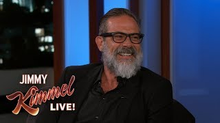 Download Jeffrey Dean Morgan on Mean Tweets & Delivering His Daughter Video
