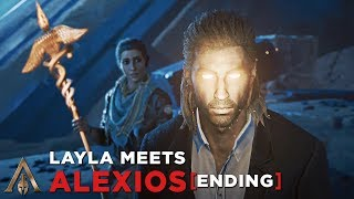 Download Layla Meets Alexios (First Civilization Lineage Ending) Death Scene - Assassin's Creed Odyssey Video