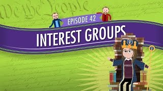 Download Interest Groups: Crash Course Government and Politics #42 Video