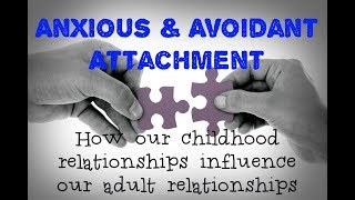 Download Anxious & Avoidant Attachment Explained Video