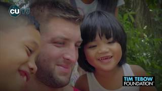 Download CUTV EPISODE 08 - TIM TEBOW CELEBRITY GOLF CLASSIC 2017 Video