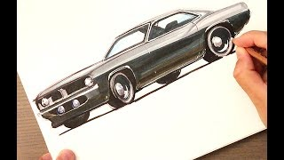 Download See What I Did Wrong Here? Cuda Marker Sketch Video
