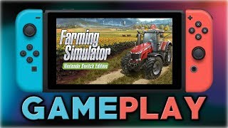 Download Farming Simulator Nintendo Switch Edition | First 30 Minutes Video